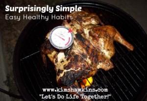 Surprisingly Simple Easy Healthy Habits
