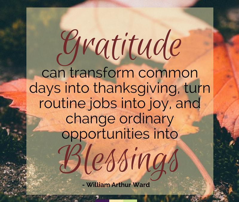 Gratitude Campaign Image